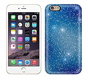 Dream Date Perfect Tpu Case For Iphone 6/ Anti-scratch Protector Case (christmas Snow And Stars)
