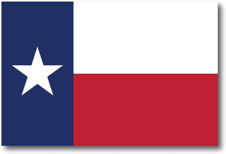 Texas Car Magnet US State Flag Refrigerator Locker SUV Heavy Duty Waterproof…