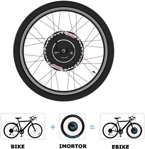 Kit de conversión iMortor ELECYCLES 2.0 24V350W, de bicicleta ...