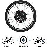 Kit de conversión iMortor ELECYCLES 2.0 24V350W, de bicicleta electrónica todo en uno (freno de disco)