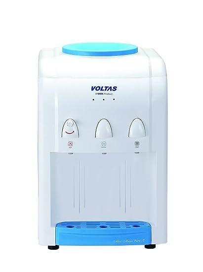 voltas mini magic pure t 500 watt water dispenser white amazon in