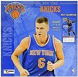 Turner Licensing Sport 2017 New York Knicks Team Wall Calendar, 12''X12'' (17998011888)