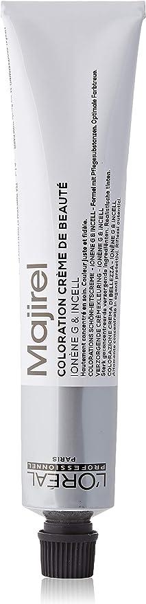 LOreal Professional Majirouge, Tinte Permanente, Tono 6.66, 50 ml.