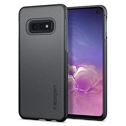 Spigen Thin Fit Air Designed for Samsung Galaxy S10e Case (2019) - Graphite GraySpigen Thin Fit (Air) Designed for Samsung Galaxy S10e Case (2019) - ...