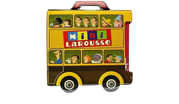 Maleta mini larousse / Larousse Mini Suitcase: Hadas y princesas & Los piratas & Caballeros y castillos & Los dinosaurios / Fairies and Princesses & ... and ...