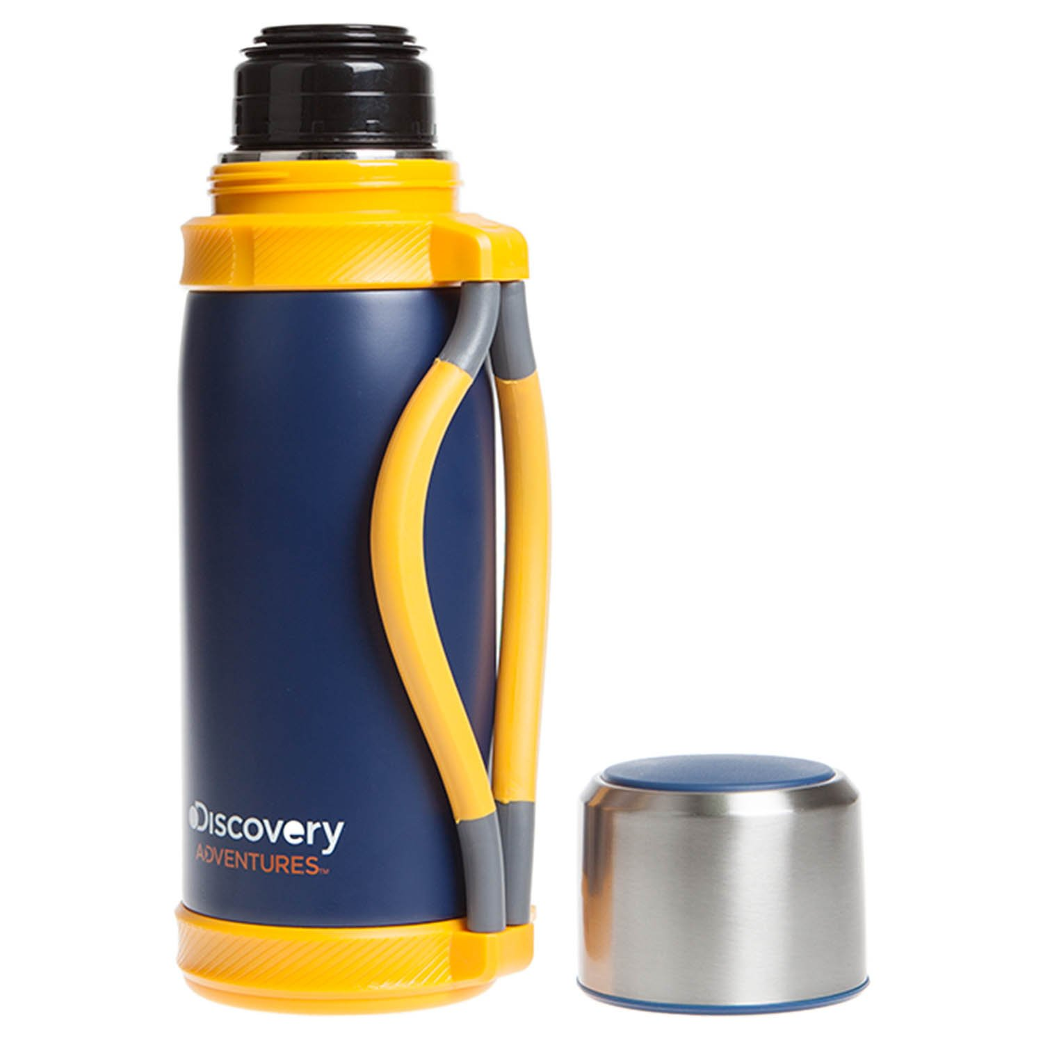 【予約販売品】 Discovery Adventures Blackhills - Stainless B0727XH9SZ Steel Adventurer Blackhills Flask - 1.2 Litre B0727XH9SZ, 前橋市:f309694e --- a0267596.xsph.ru
