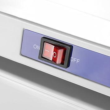 Easy Media calentador Toallitas toallas eléctrico para barbería Peluquería esteticista Towel Warmer: Amazon.es: Hogar