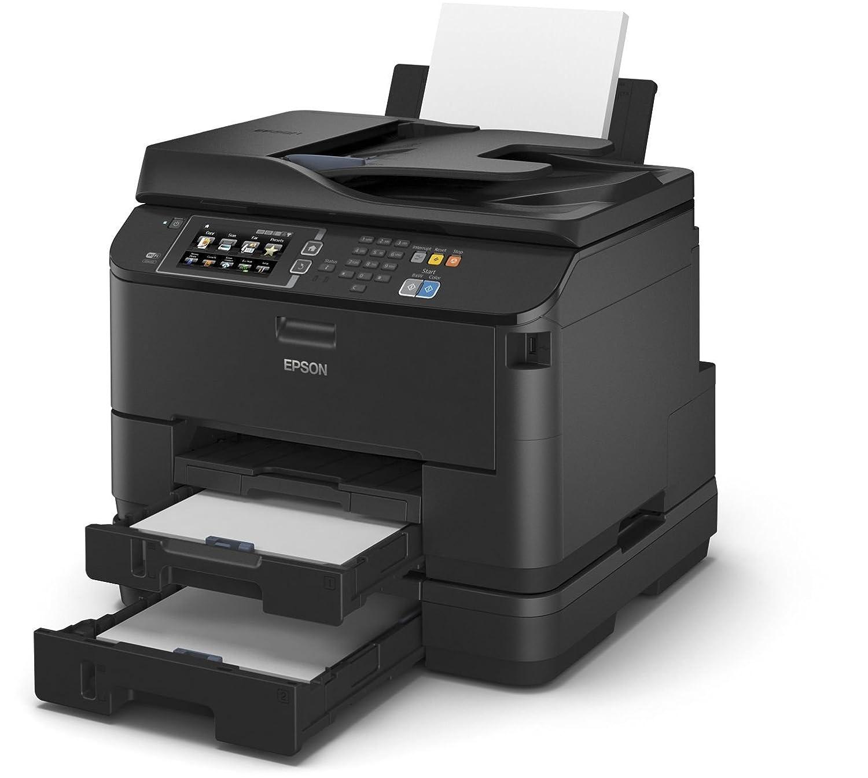 Funzione Stampa//Copia//Fax//Scansione Epson WF-4630DWF Workforce Multifunzione Ink-Jet a Colori