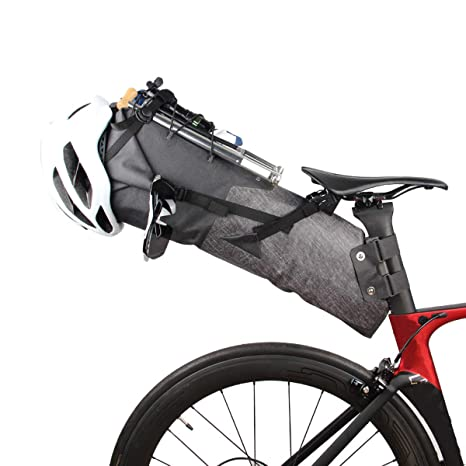 12L Large Capacity Waterproof Bike Saddle Bag MTB Seat Pack Bag HIGH QUALITY