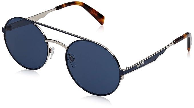 Just Cavalli JC863S Gafas de Sol, Azul Other/Blue, 54.0 ...
