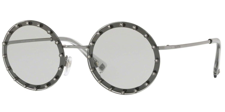 50c8b8f80b 30% de descuento Valentino 0VA2010B 300587, Gafas de Sol para Mujer, Gris (