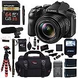 Best Panasonic Cinema Cameras - Panasonic LUMIX DMC-FZ2500 Digital Camera 4K Video, Polaroid Review