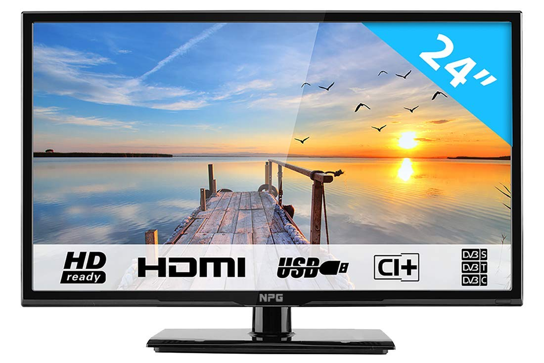 HKC Small TV (24 Pulgadas (HD-Ready)): Amazon.es: Electrónica