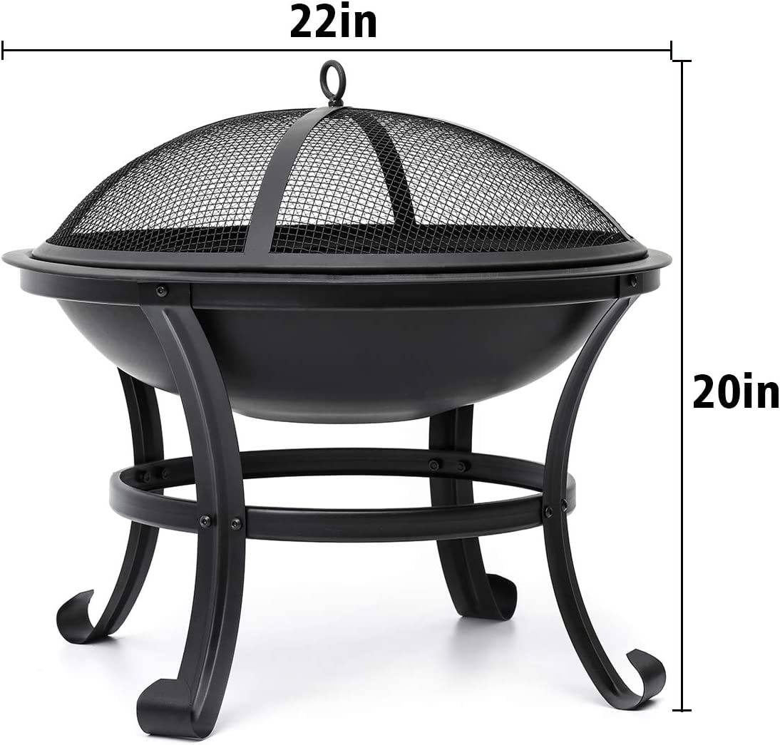 patio fire pit