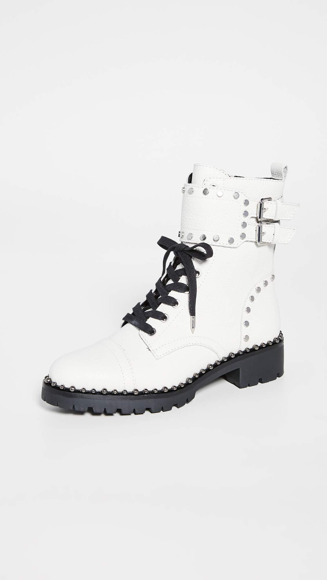 Jennifer Combat Boot