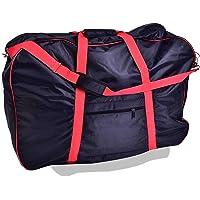 Vouwfietstas, hoge sterkte polyester fietsdragertas, met schouderriem, fietstransportkoffer, voor 14-20 inch vouwfiets…