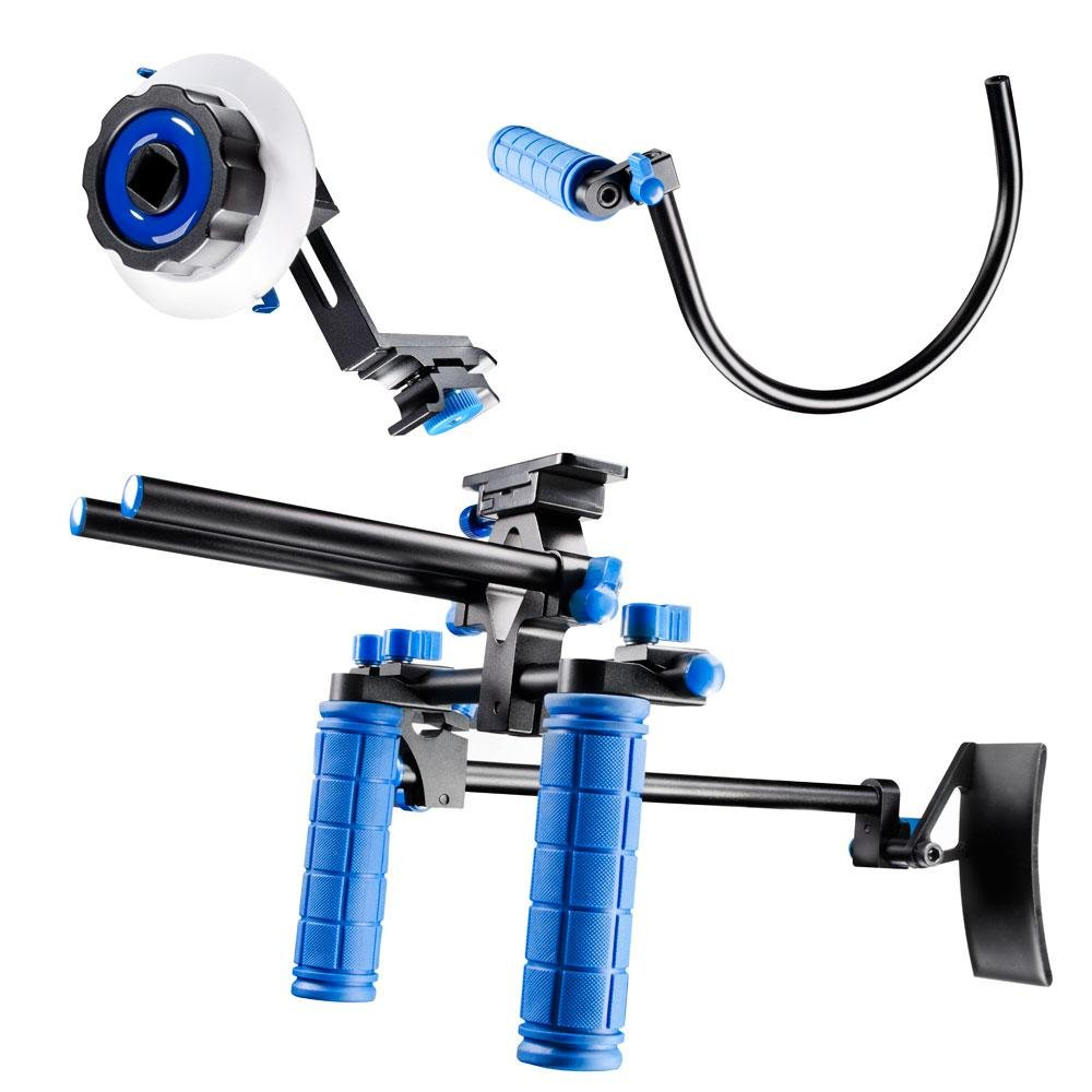 Walimex Pro RL-00 II DSLR Video Rig Starter Set