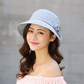 LIUXINDA-MZ Bonnet Summer verano sombrero gorra sombrero de pescador ... 6e10609a65b