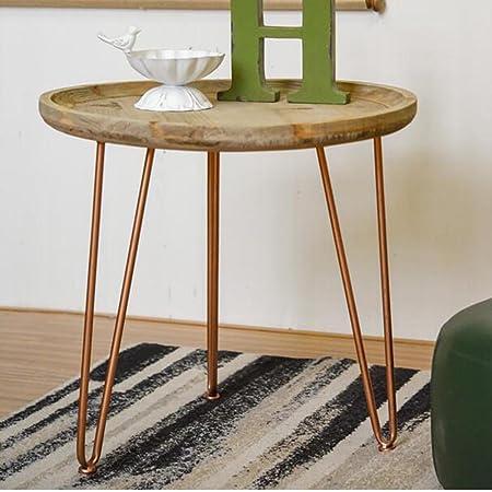 JU FU Américain Style Petite Table Basse Salon Moderne ...