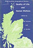 img - for Quality of Life and Human Welfare: Symposium Proceedings book / textbook / text book