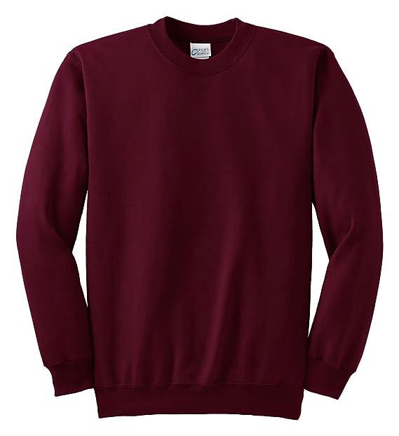 6189f13d09bd Port   Company Men s Big Perfect Crewneck Sweatshirt