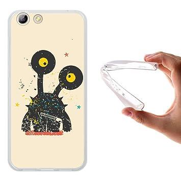 WoowCase Funda Elephone S7, [Elephone S7 ] Funda Silicona ...