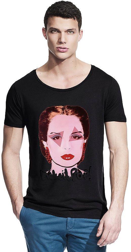 zeus apparel Carolina Herrera Fashion Designer Bamboo Wide Neck T ...