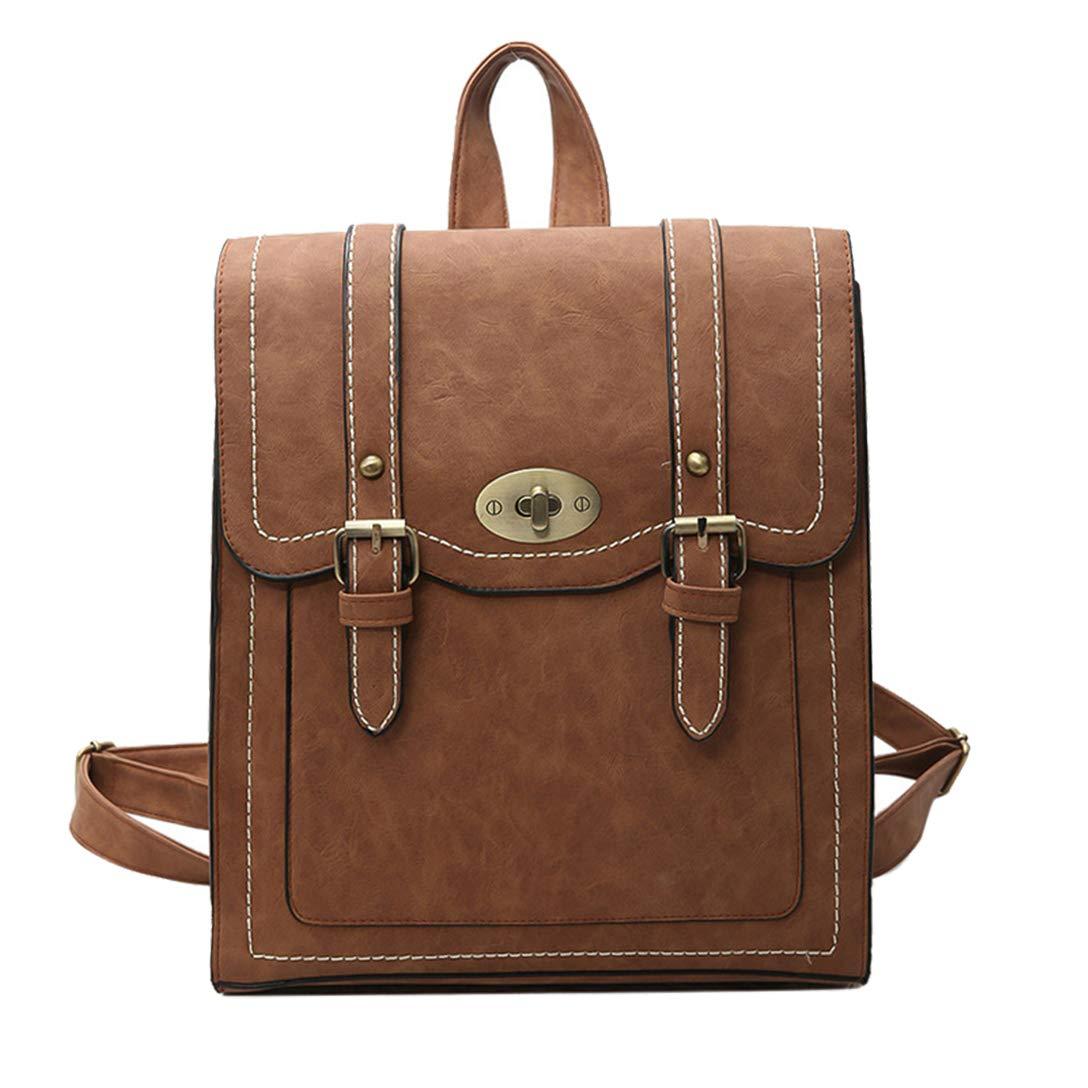 Basilion High Capacity Backpack Retro Mini
