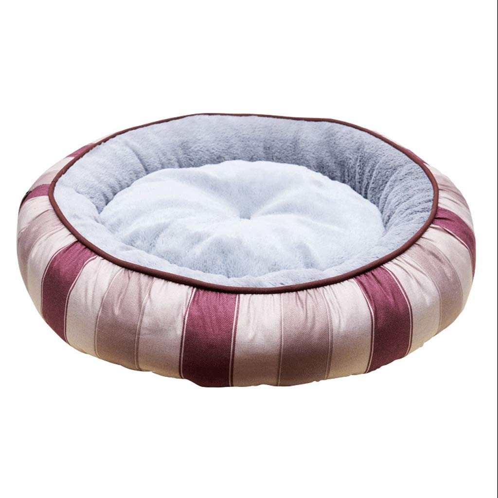 C XINGZHE Pet Bed Kennel Teddy VIP Cat Small Dog Bed Pet Supplies Indoor Foldable wear-Resistant bite-Resistant pet nest Pet Bed (color   C)
