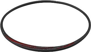 Phiten Slashline Titane Collier, Noir/rouge, 50cm (50,8cm) 50cm (50 8cm) PHI-TEN USA Inc TG713153