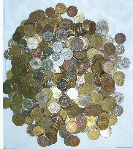 10-different-old-tokens-only-99-centscar-wash-arcade-casino-transit-fare-vending-vacuum-carnival-pop