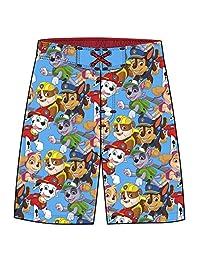Nickelodeon Boys Little Boys Paw Patrol Swim Short