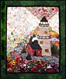 quilting fabric kits - Whims Watercolor Quilt Kits Quilting Supplies, Light House