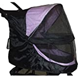 Pet Gear Weather Cover for Happy Trails Pet Stroller