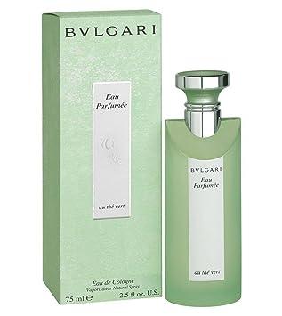 09987c103dc Bvlgari Eau Perfume Au The Vert Women Eau de Cologne 75 ml  Amazon ...