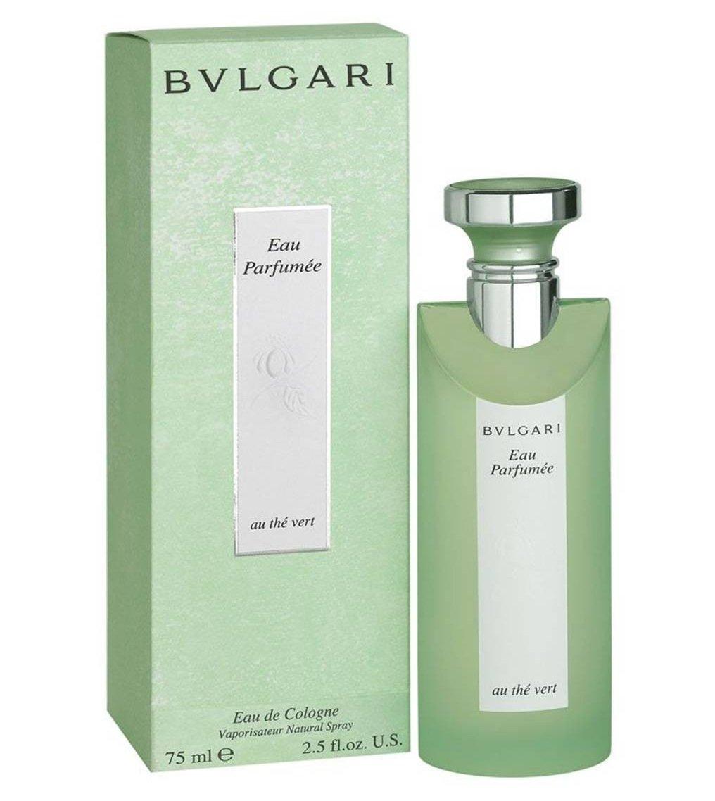 BVLGARI Eau Perfume Au The Vert Eau De Colognes Spray, 2.5 Ounce