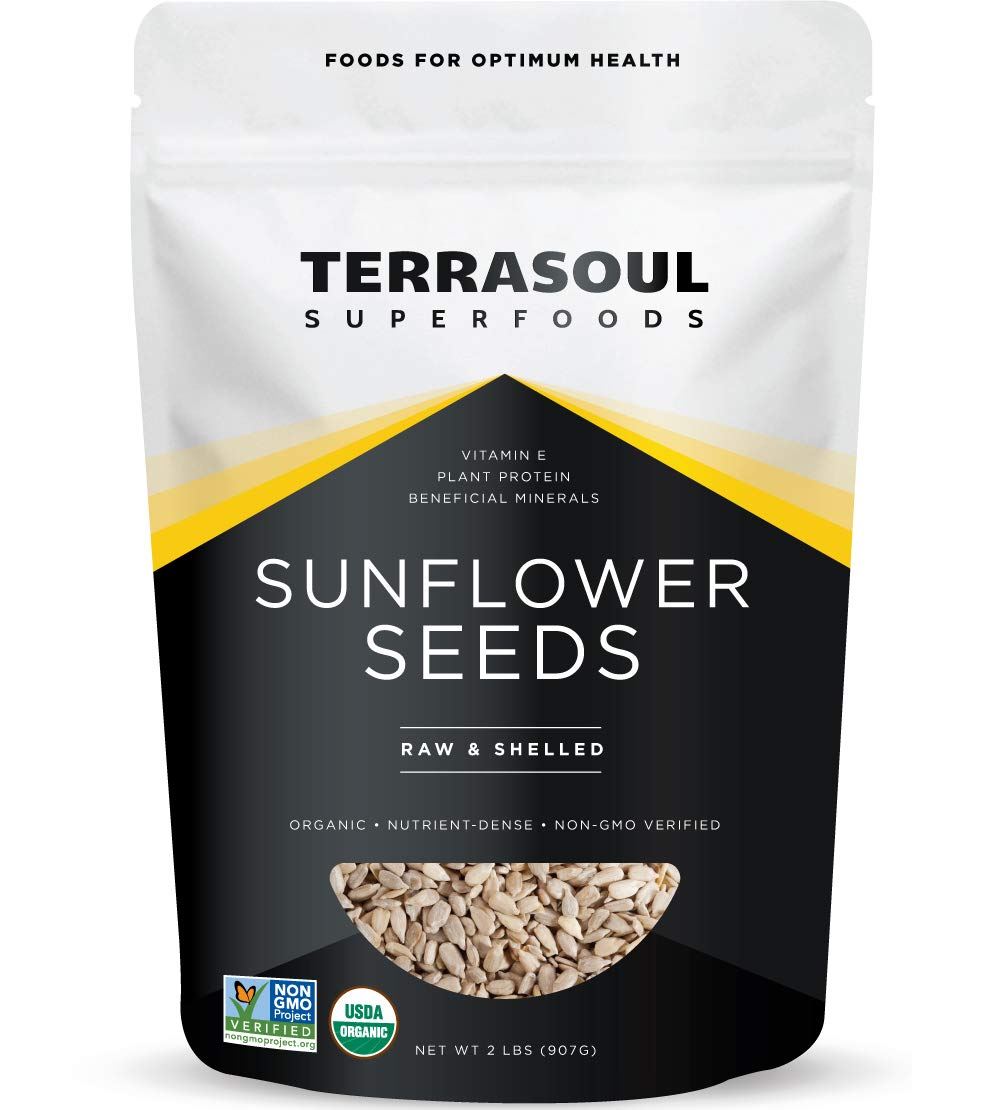 Sunflower seeds. Do visit these 23 Smart Quarantine Pantry Supplies for Social Isolation I Ordered. #quarantinesupplies #pantryitems #nonperishables