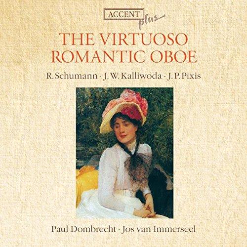 (Dombrecht/ Immerseel Die Virtuose Romantische Oboe Other)
