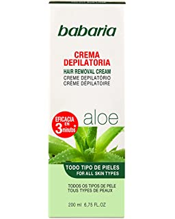 Babaria, Crema depilatoria - 200 ml.
