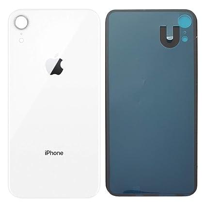 Amazon.com: Carcasa trasera de repuesto para iPhone XR con ...