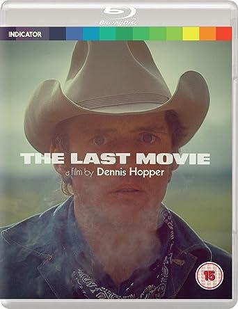 The Last Movie Standard Edition Blu-ray 2019 Region Free