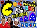 High Score Challenge and Power Ups Showcase