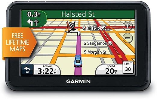 Canada Map For Garmin Nuvi Amazon.com: Garmin nüvi 40LM 4.3 Inch Portable GPS Navigator with