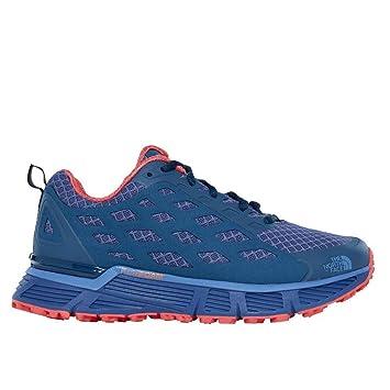 The North Face Zapatillas de running EndurusTM TR para mujer, Color: CSTLFJDBL/CYNRD, Talla: 38 EU (7 US / 5 UK): Amazon.es: Deportes y aire libre
