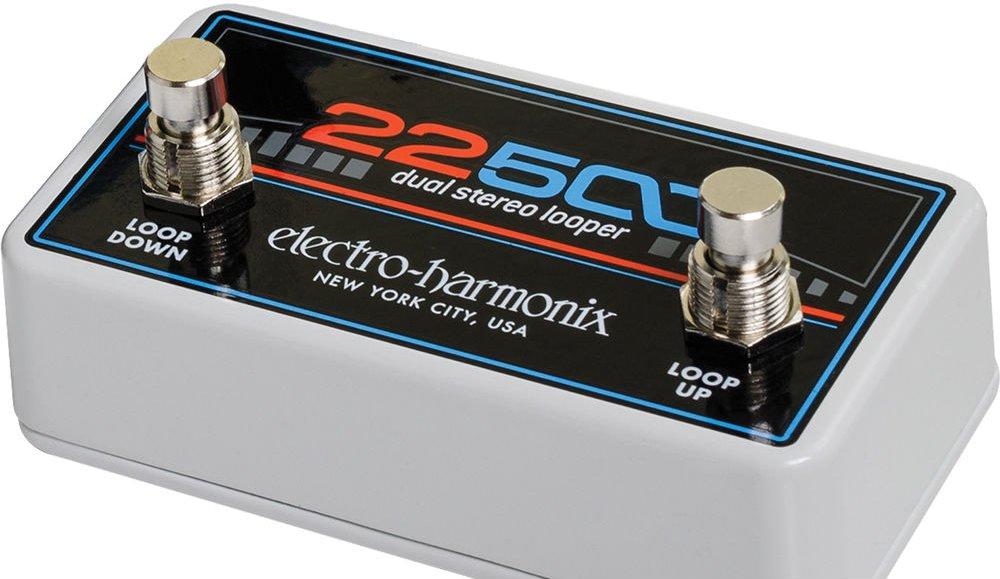 Electro Harmonix 665230 Effet de Guitare /électrique avec Synth/étiseur filtre 22500 Loop Foot Control