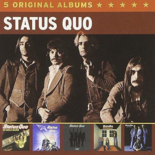 Status Quo: 5 Original Albums (Audio CD)