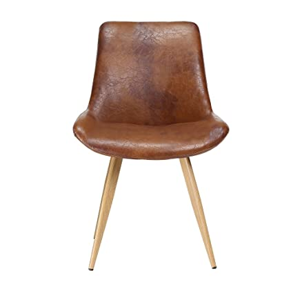 Awe Inspiring The Furniture Market Buster Retro Vintage Antique Brown Faux Andrewgaddart Wooden Chair Designs For Living Room Andrewgaddartcom