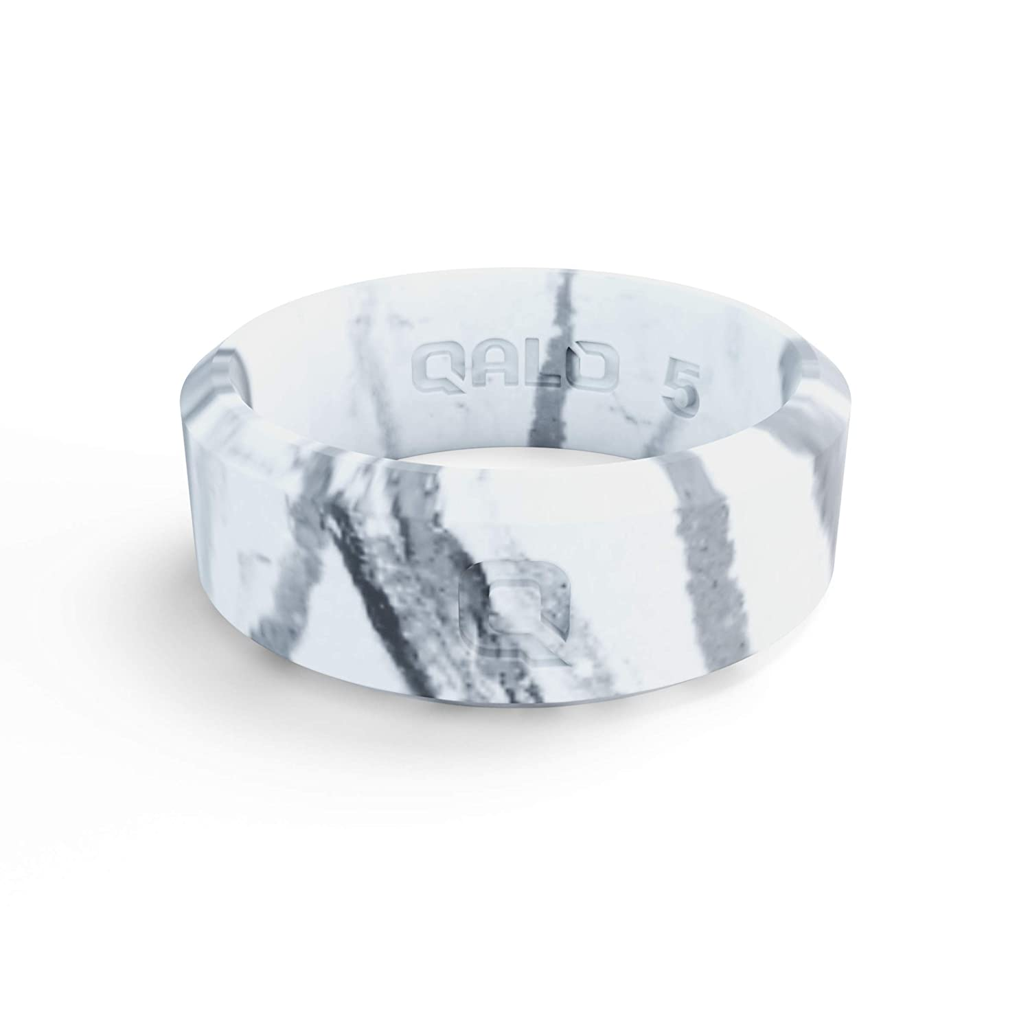 QALO Womens Classics Silicone Ring Collection
