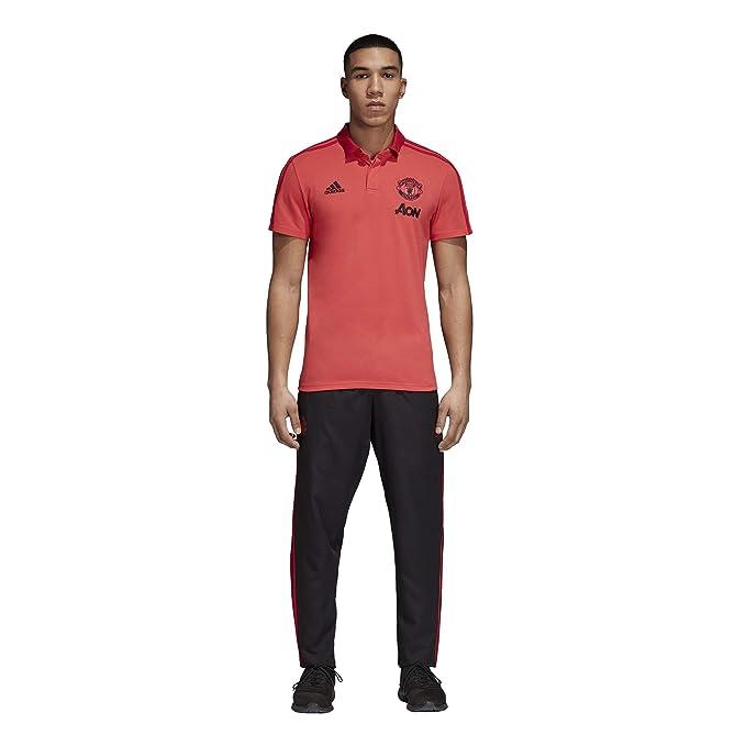 adidas Manchester United FC Condivo Polo Manga Corta, Hombre ...