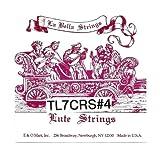 La Bella Lute String Set, 7 Courses